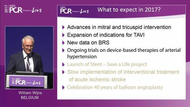 PCR Course webcasts, videos & slides in interventional